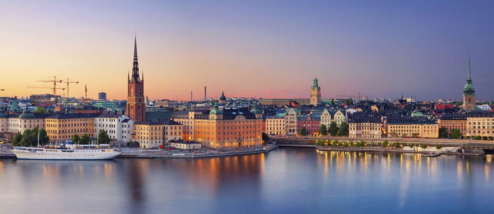 Skyline Stockholm Adobe Stock, ID: 116337570