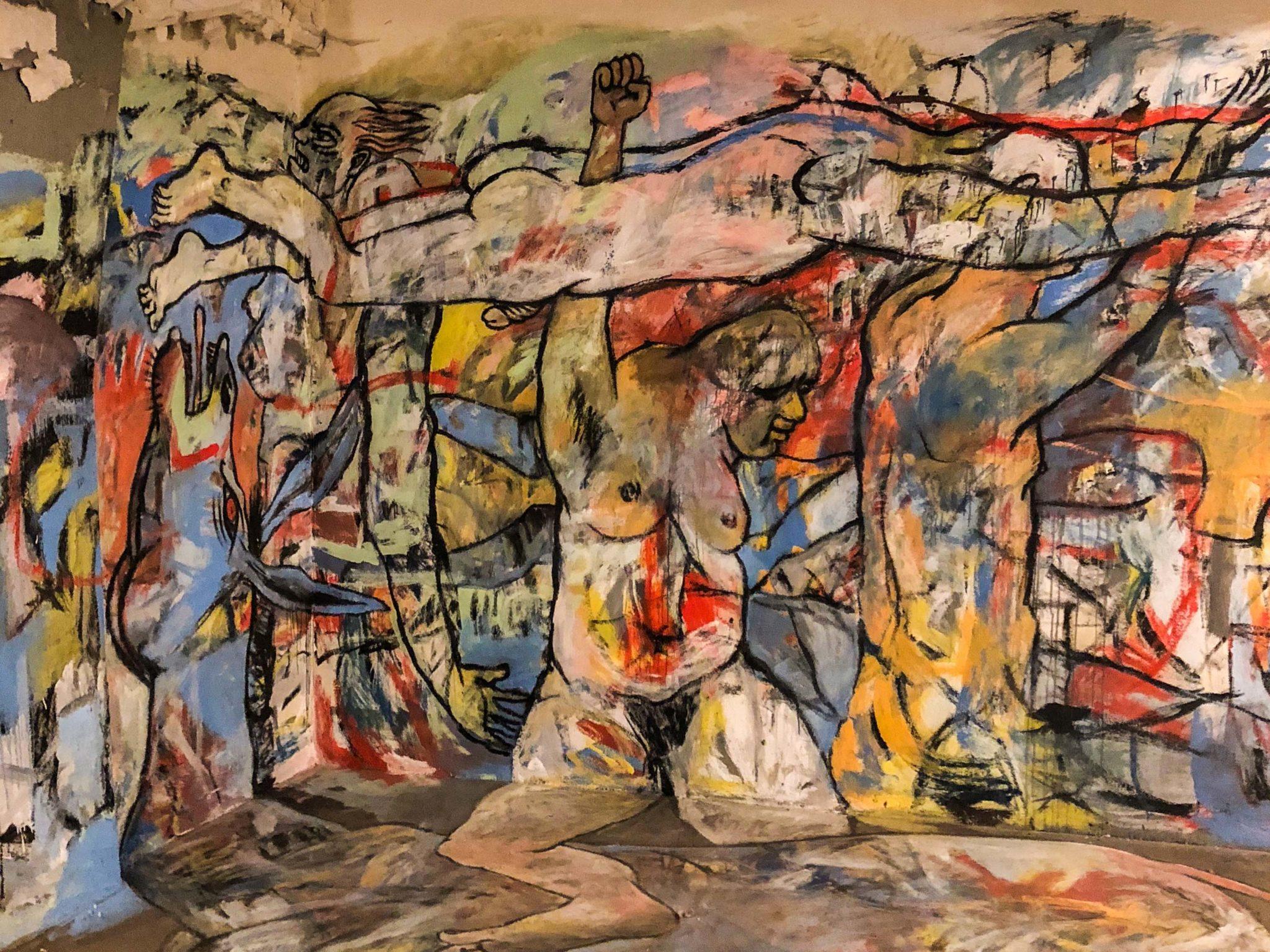 Kunst in Chemnitz: Ibug