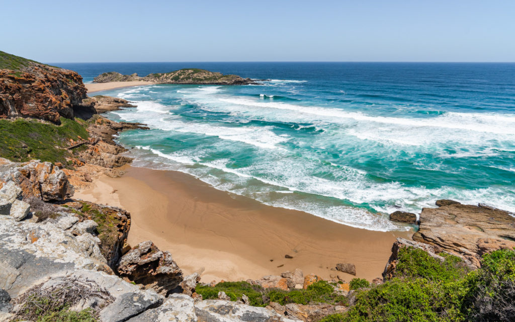 Wanderung Robberg Nature Reserve Gardenroute