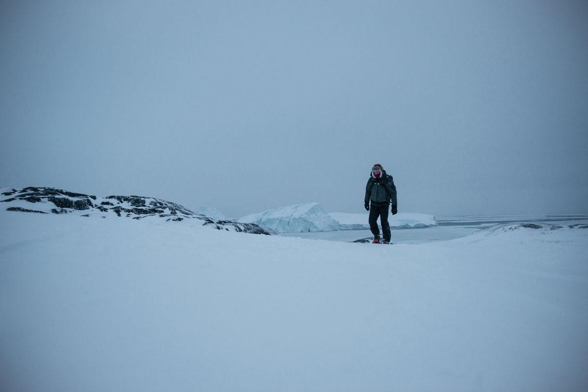 Grönland Winter Packliste