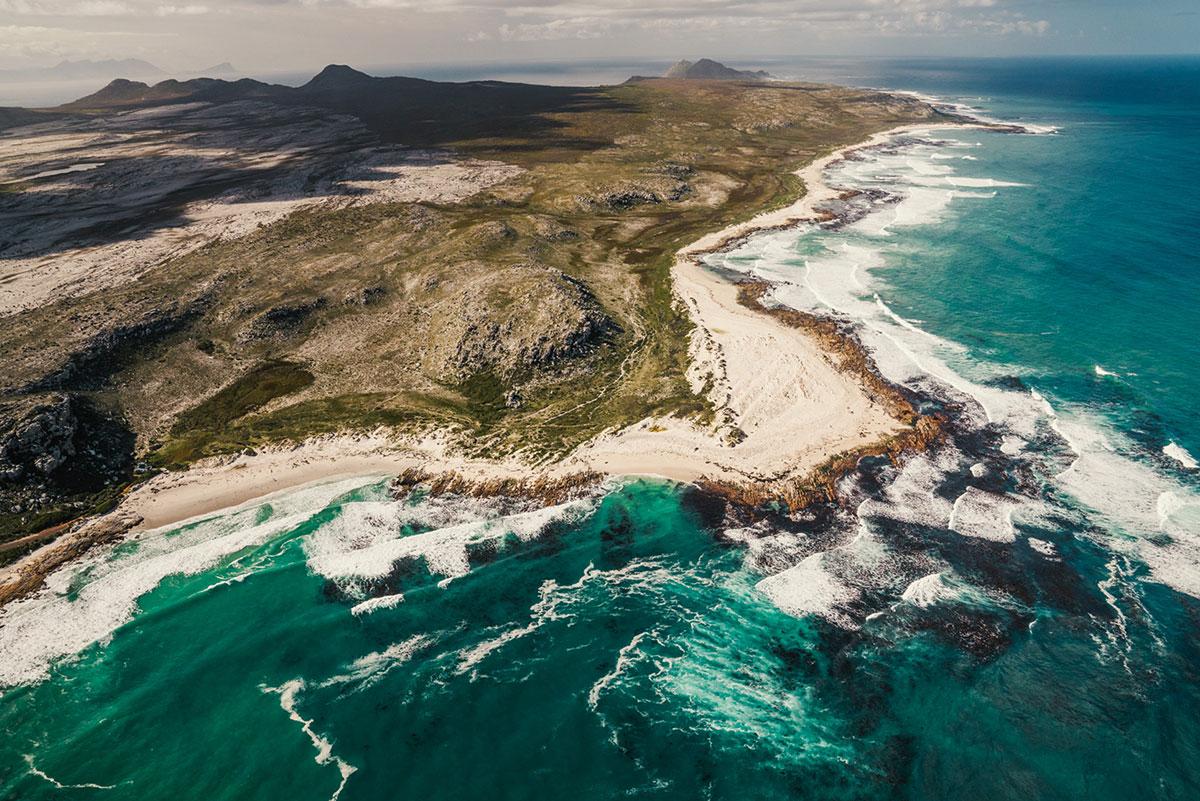 Kapstadt Helikopter Flug