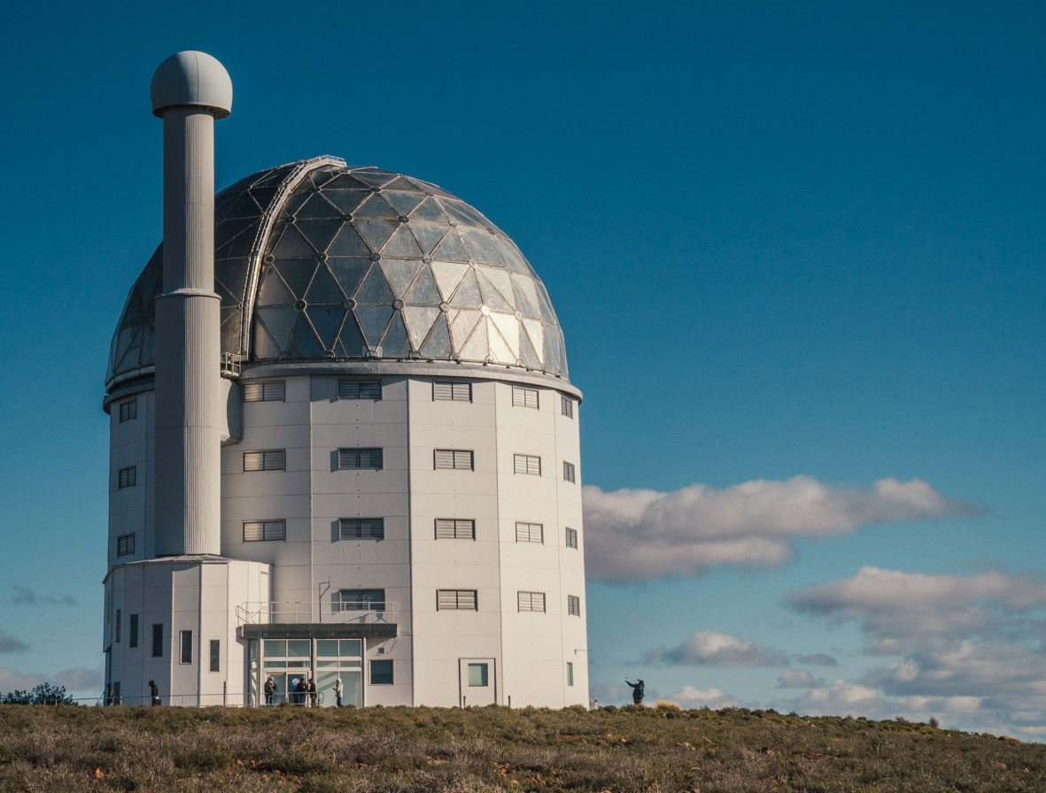 SALT Teleskop in Sutherland
