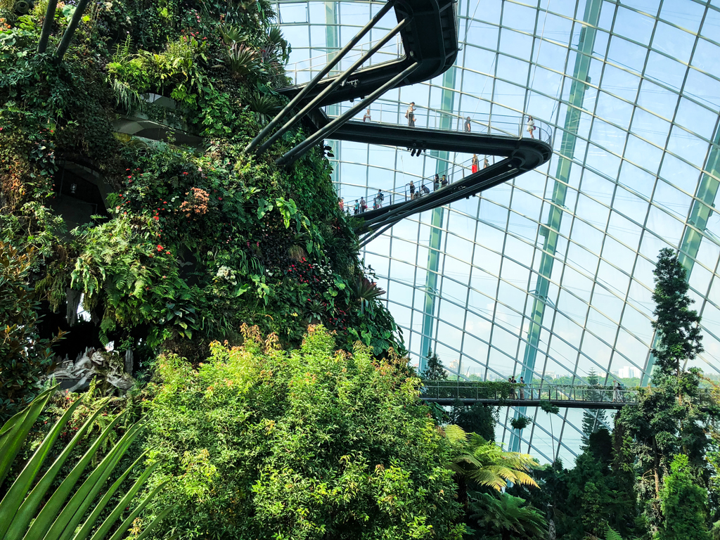 Gardens by the Bay Geheimtipps in Singapur