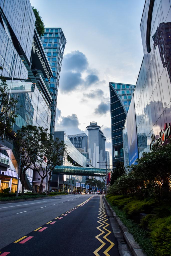 The Centrepoint Singapur