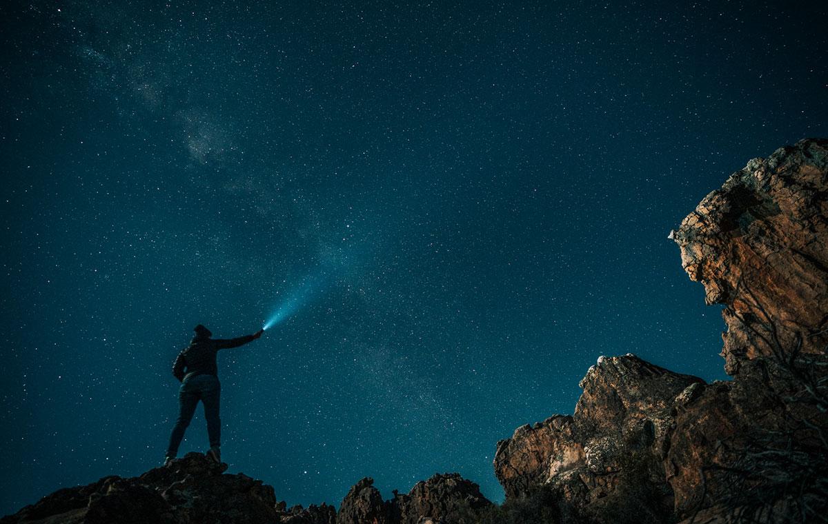 Kagga Kamma Nachthimmel fotografieren