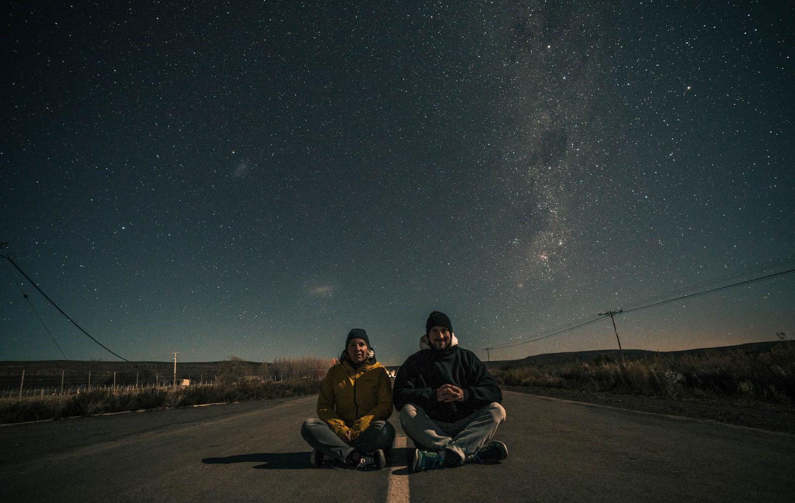 Sutherland, Südafrika - Stargazing