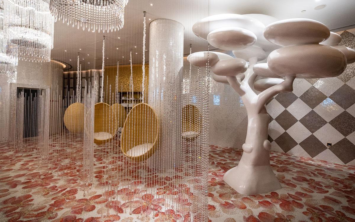 Spa Mondrian Doha Hotel.