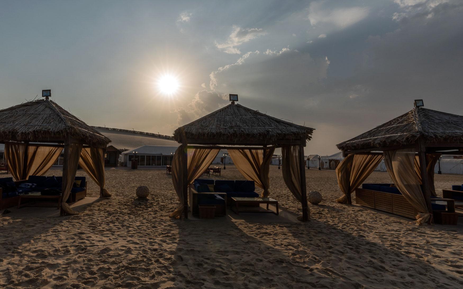 Qatar Tipp Wüstencamp