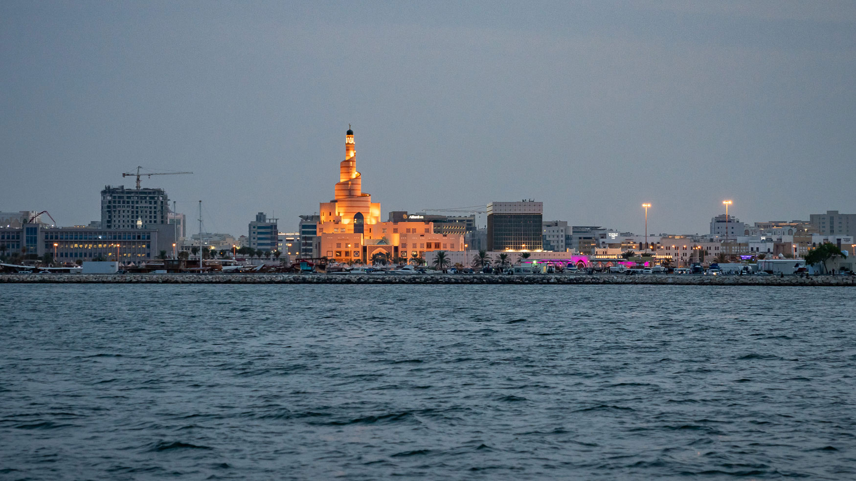 Doha Tipp Dhau Cruise Ausblicke