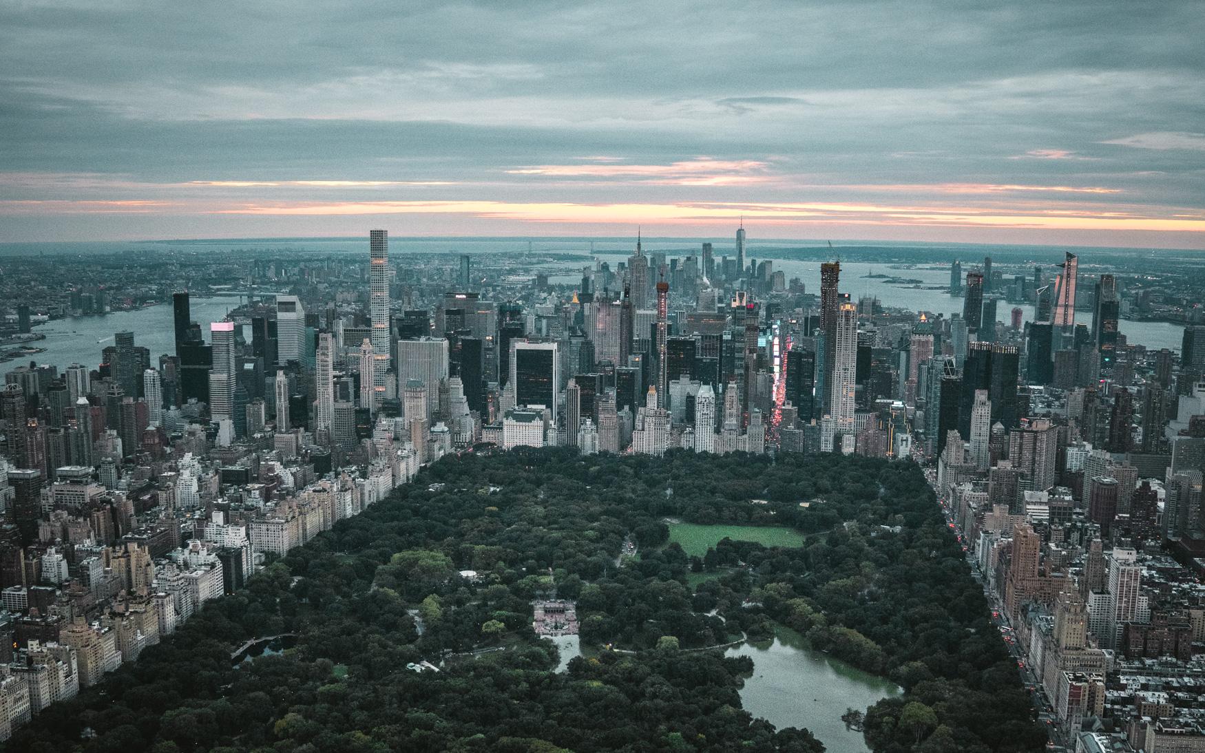 helikopterflug-new-york-central-park