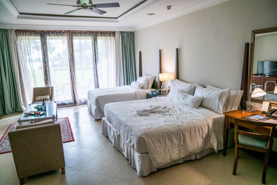 Zimmer im Hotel Westin Turtle Bay