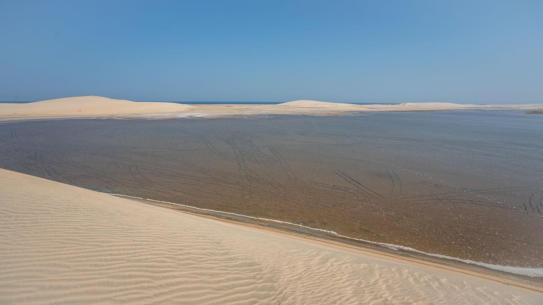 Qatar Tipps Binnenmeer Chaur al-Udaid