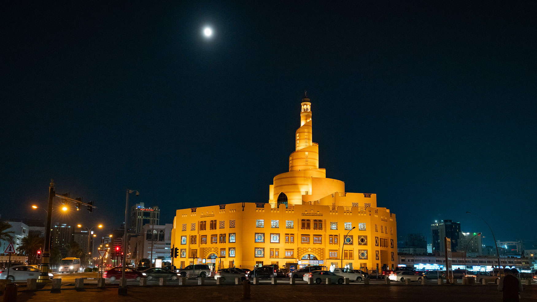 Fanar Moschee in Doha