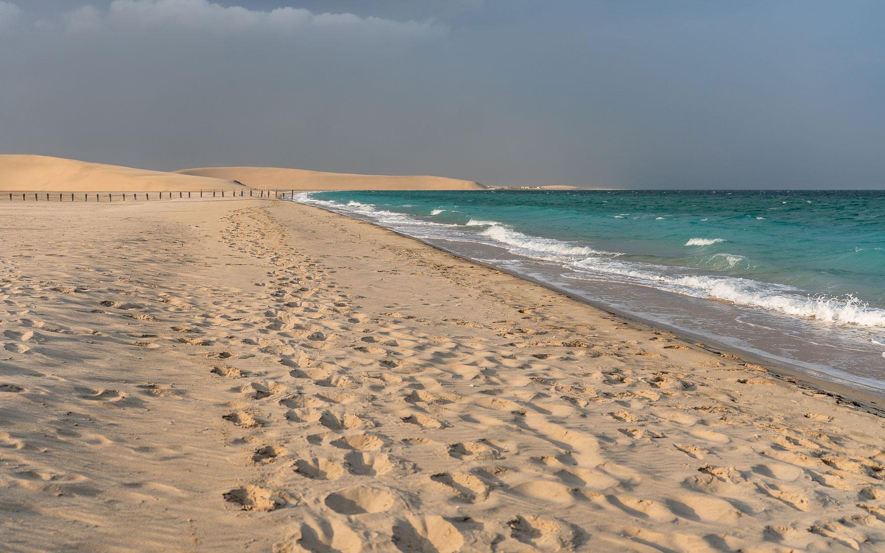 Qatar Tipp: WüstencampRegency Sealine Camp