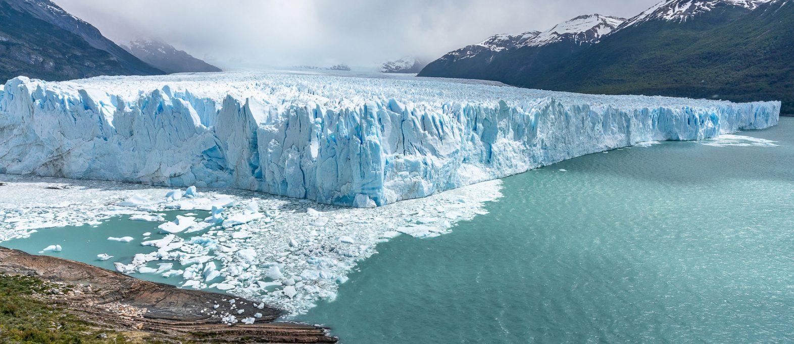 Perito Moreno Gletscher Patagonien
