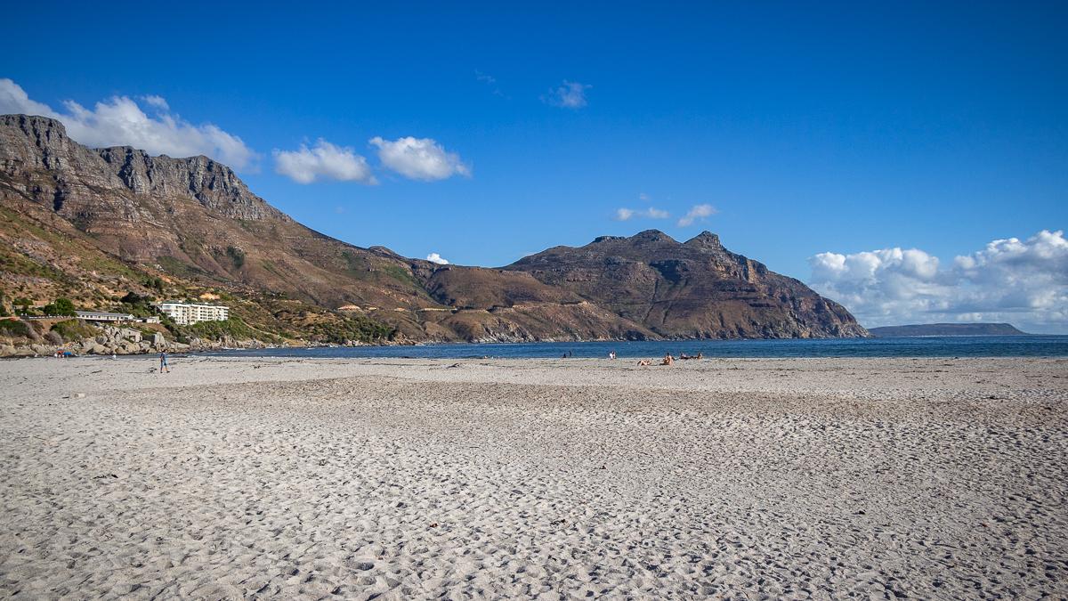 Strand Hout Bay Kapstadt
