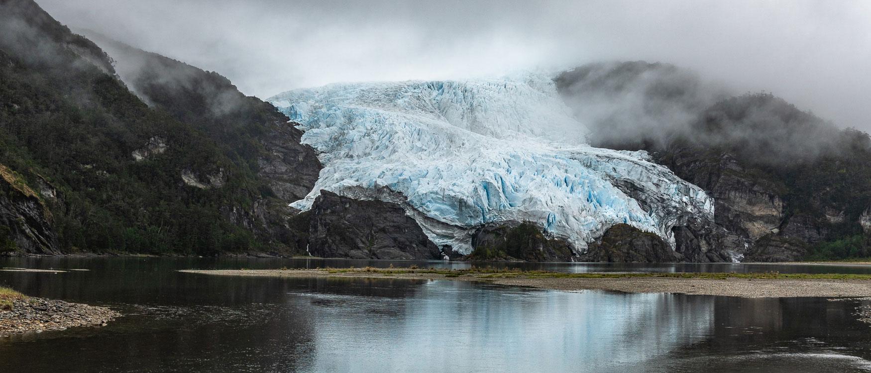 Aguila Gletscher Patagonien