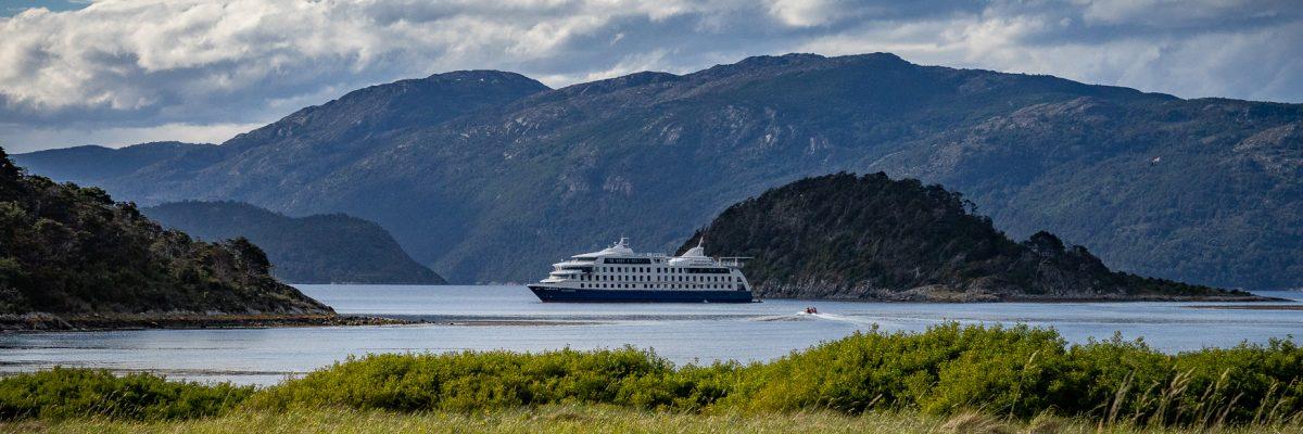 Erlebnis Kreuzfahrt durch die Fjorde in Patagonien