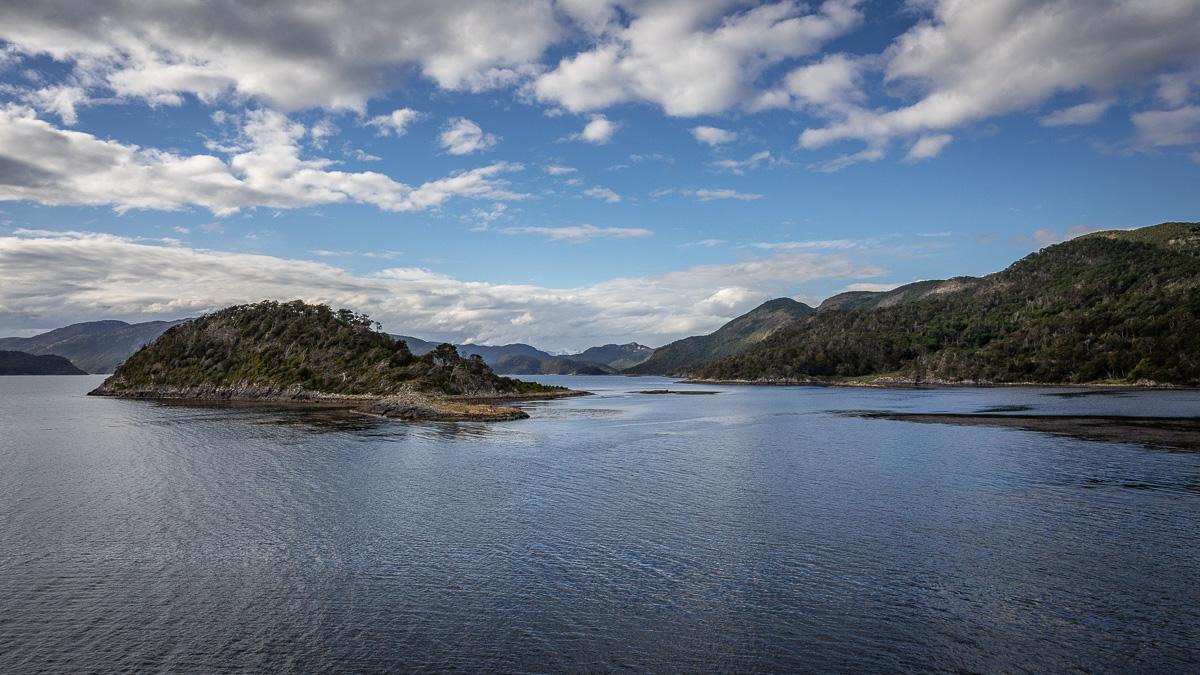 Fjorde Patagonien Chile