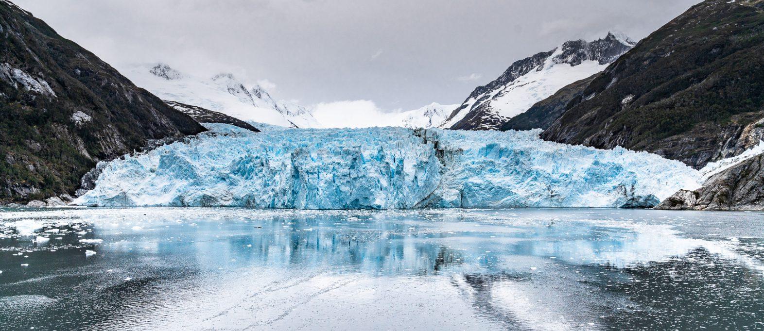 Garibaldi Gletscher Patagonien Chile