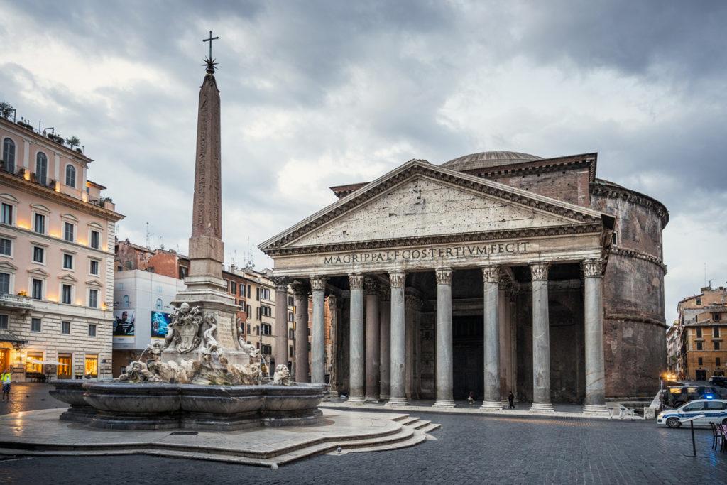 Sehenswürdigkeiten Rom: Pantheon