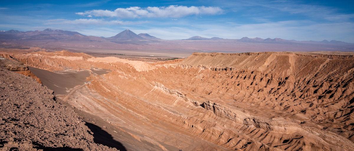 Valle de Marte Atacamawüste