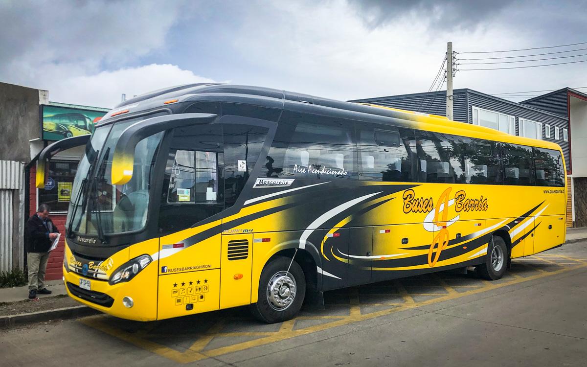 Bus Punta Arenas nach Ushuaia