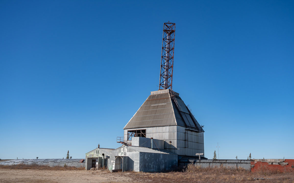 Churchill Rocket Research Range