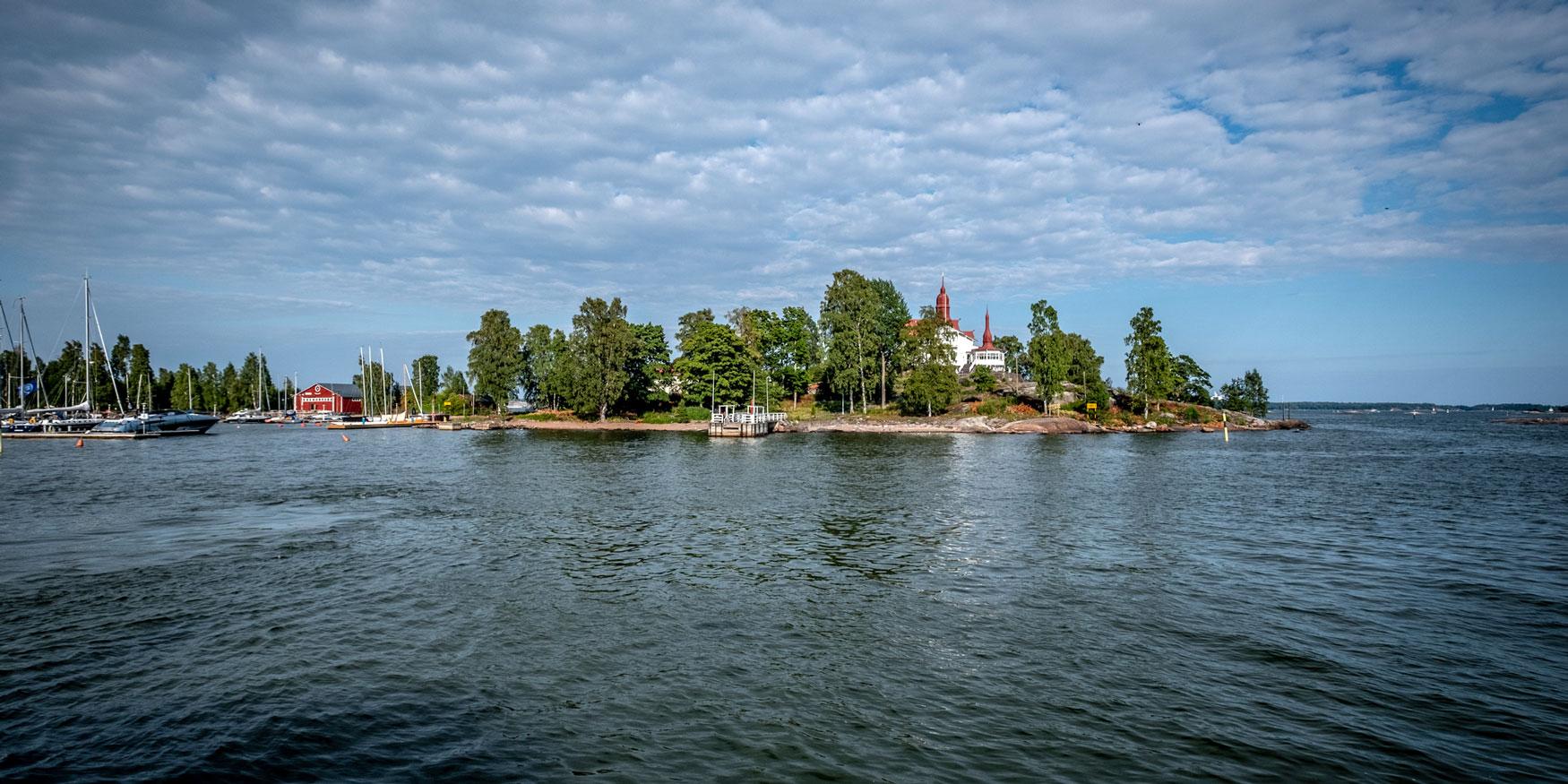 Helsinki Inseln