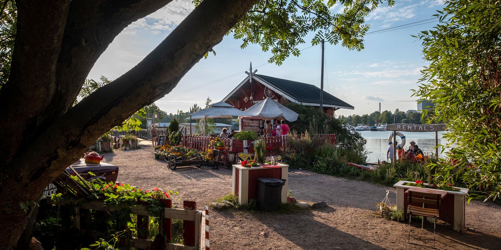 Helsinki Cafes Tipps