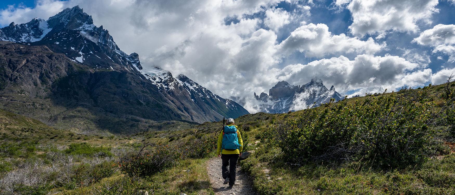 Torres del Paine W-Trek Valle Frances