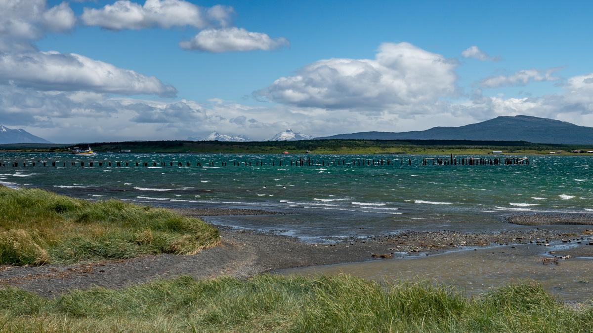 Punta Arenas Meer