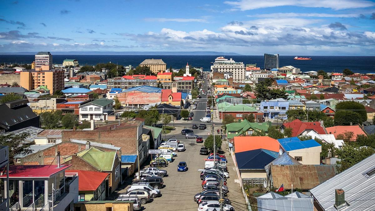 Punta Arenas Mirador de la Cruz