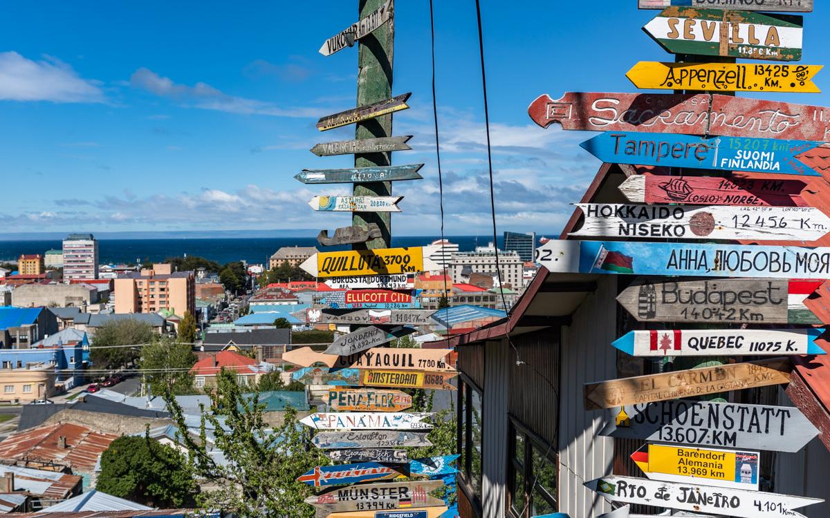 Punta Arenas Chile Schildewald