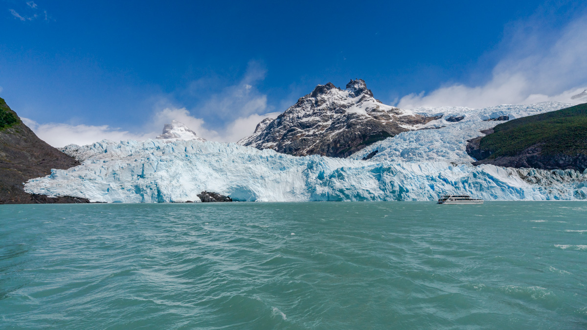Spegazzini Gletscher Los Glaciares Nationalpark