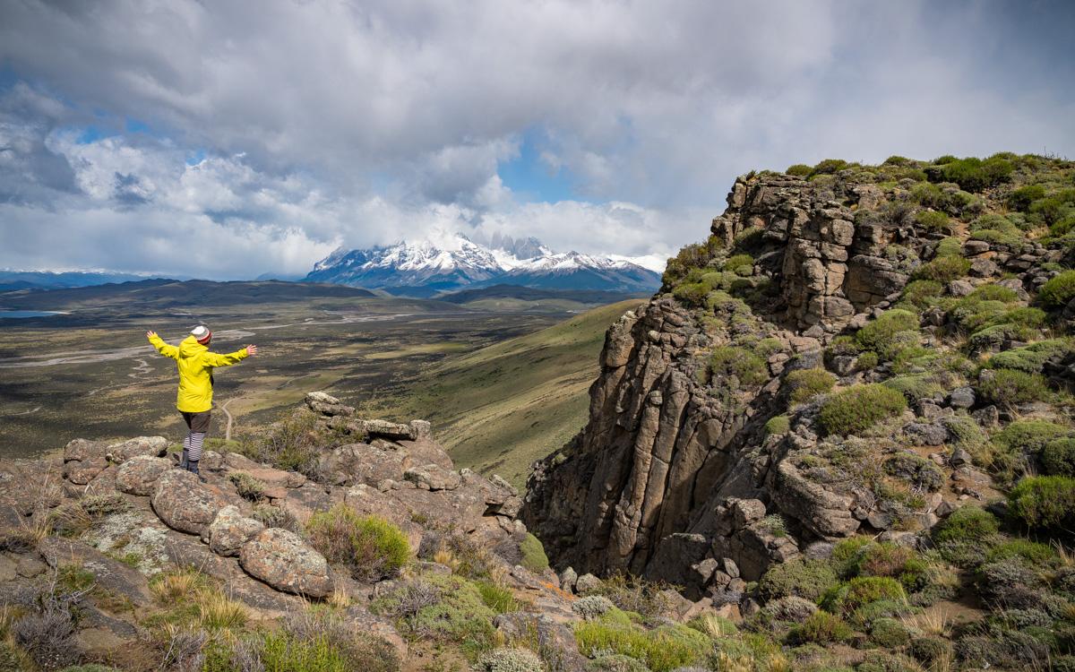Katrin Tafelberg Cerro Guido Torres del Paine