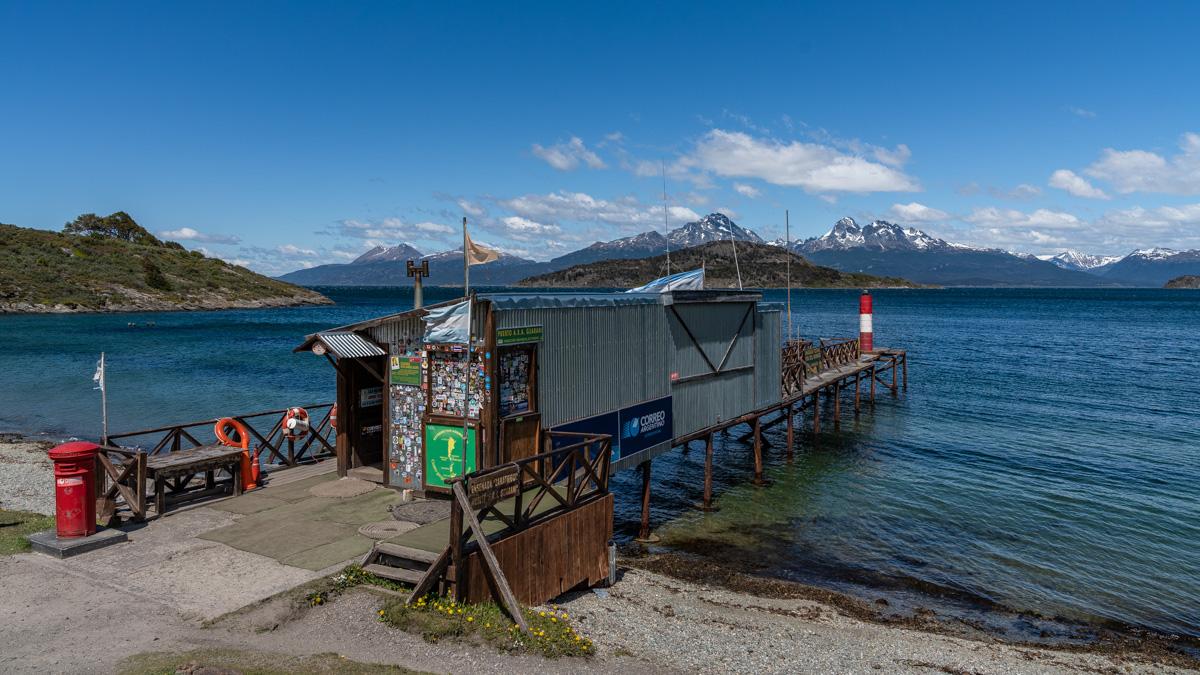 Südlichstes Postamt der Welt Ushuaia