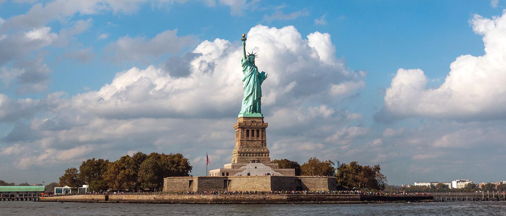 1 Tag New York Freiheitsstatue