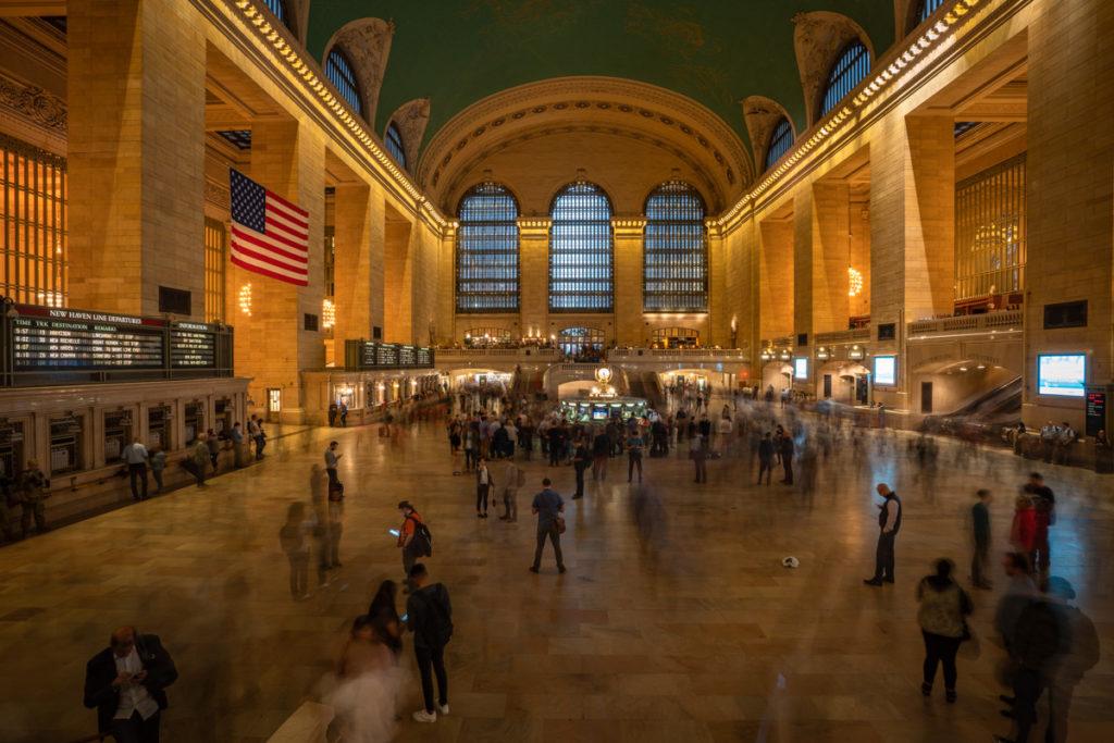 Grand Central Station New York Bahnhof