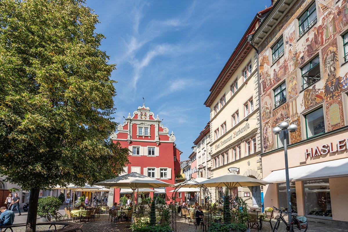Altstadt von Konstanz.