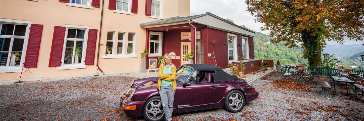 Roadtrip mit Cabrio: Über die Schwarzwaldhochstraße an den Bodensee