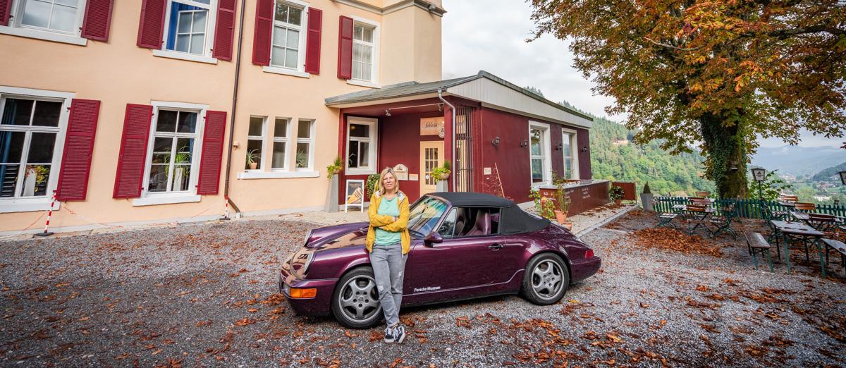 Porsche Roadtrip Schwarzwald Bodensee
