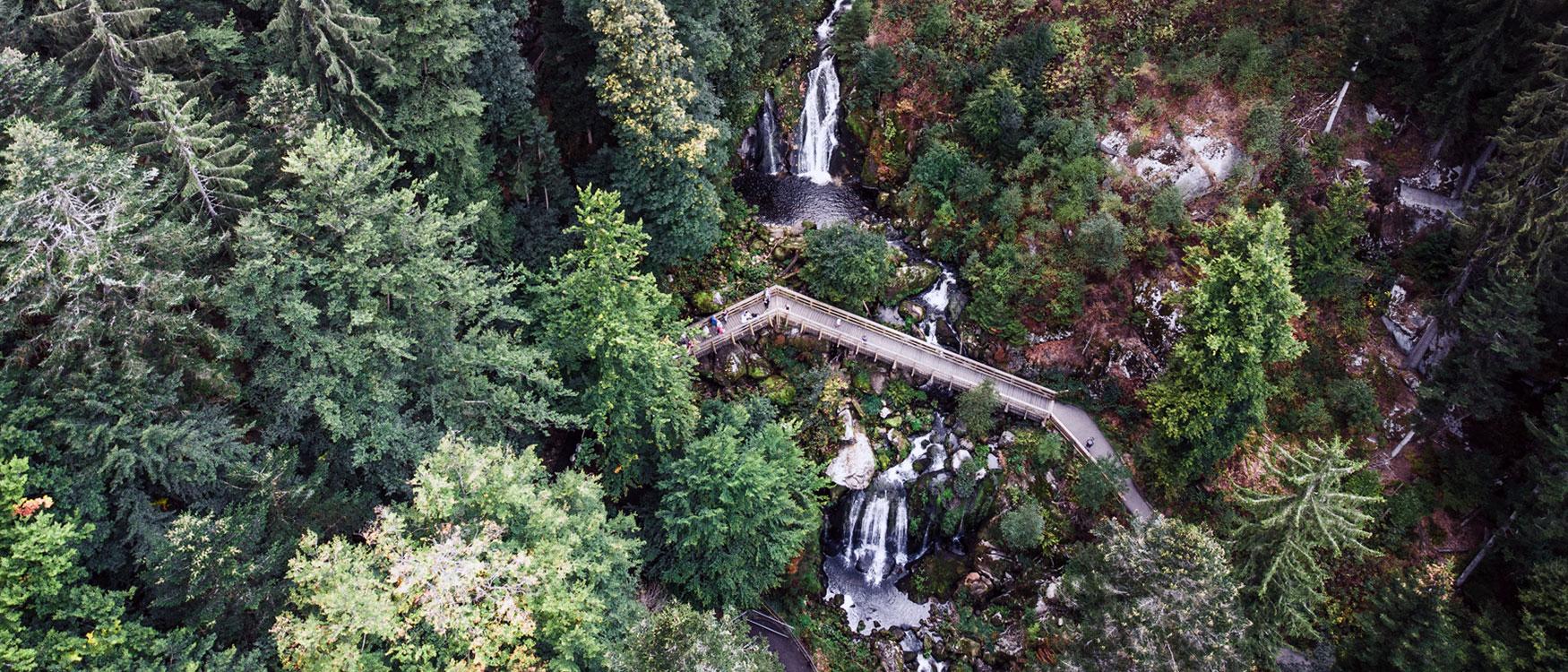 Triberg Wasserfälle Schwarzwald