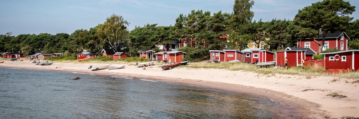 Roadtrip Südfinnland: Das Schärenmeer, Finnlands sonnigste Seite