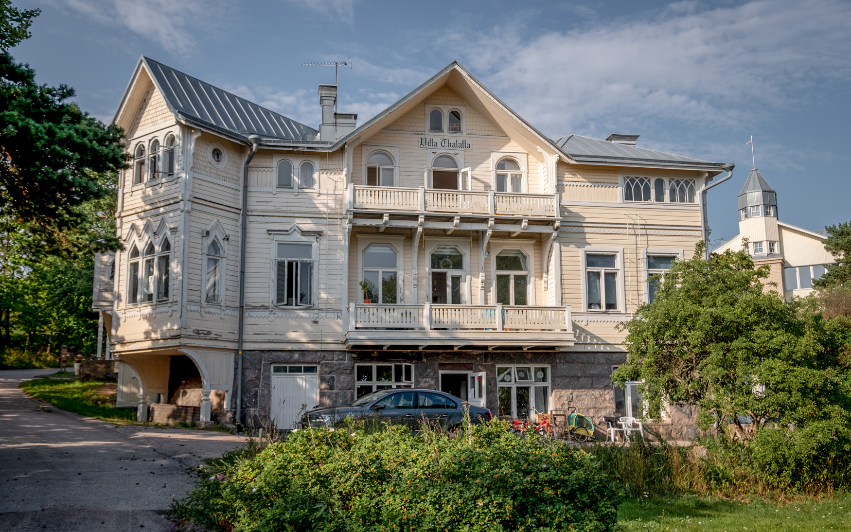 Villa Thalatta Hanko Finnland