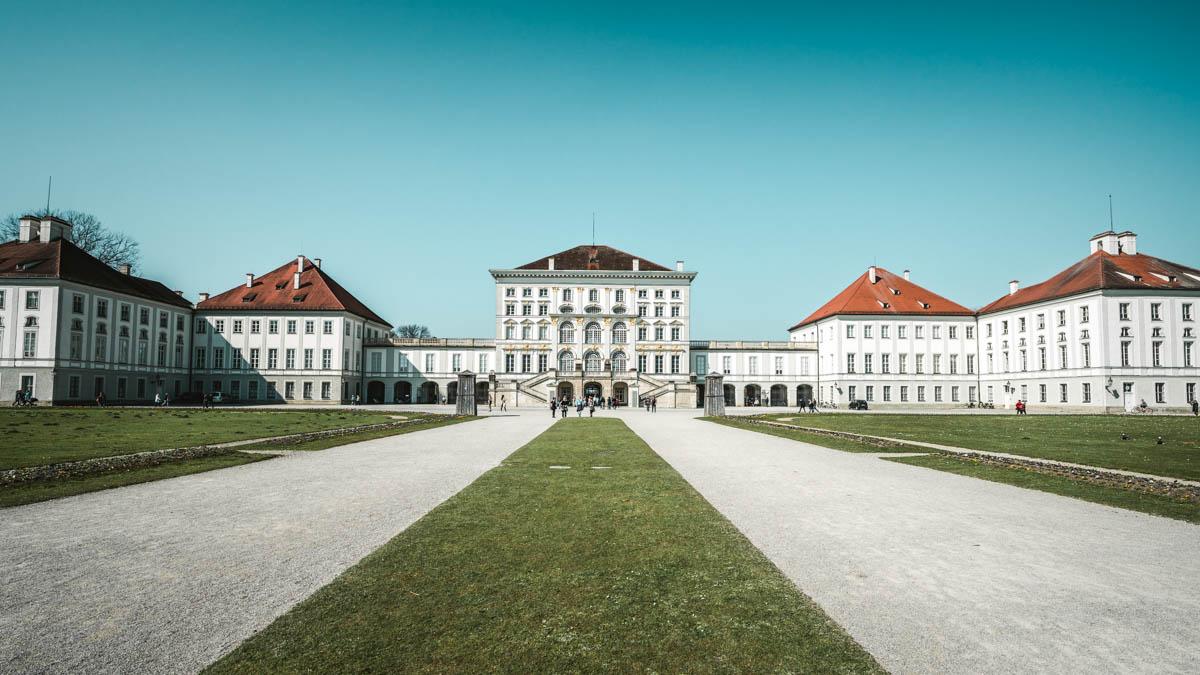 Schloss Nymphenburg München