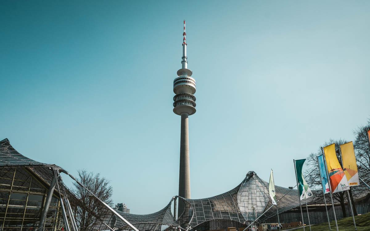 München Olympia Turm