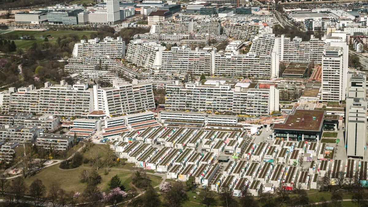 Olympisches Dorf München