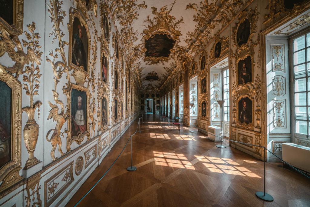 Innenraum Residenz München