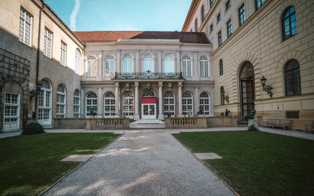 Residenz München Innenhof